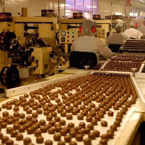 Visitação Fábrica de Chocolates 23/05