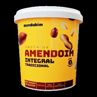 Pasta de Amendoin